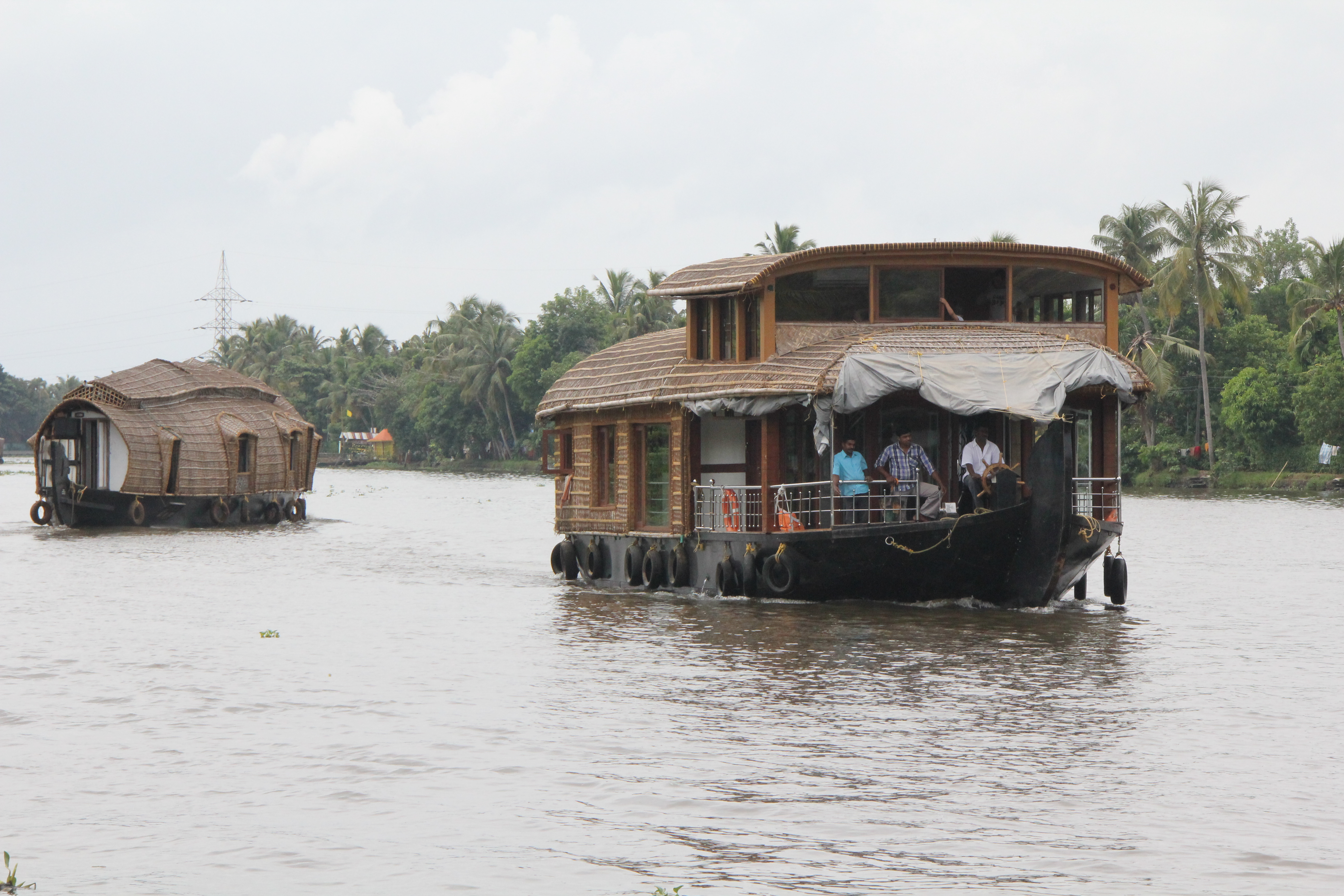 Alleppey India  city pictures gallery : Venice of India – Alleppey | A K J